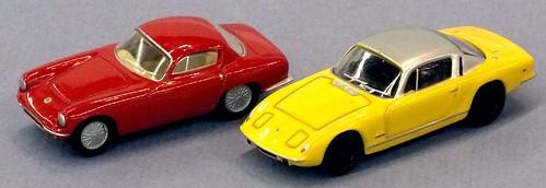Oxford Lotus Elite & Elan+2