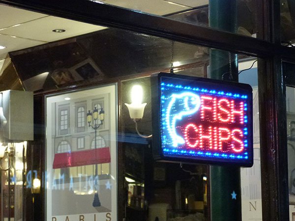 fish and chips leicester sq