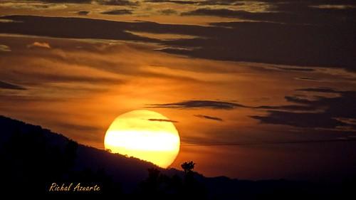 sunset sky sol nature sunshine clouds natura amanecer nwn