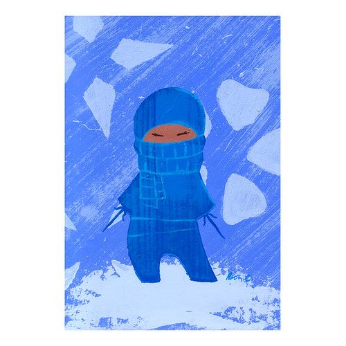 Winter Ninja