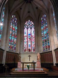 Paroisse Sainte Croix St Michel St Pierre interior