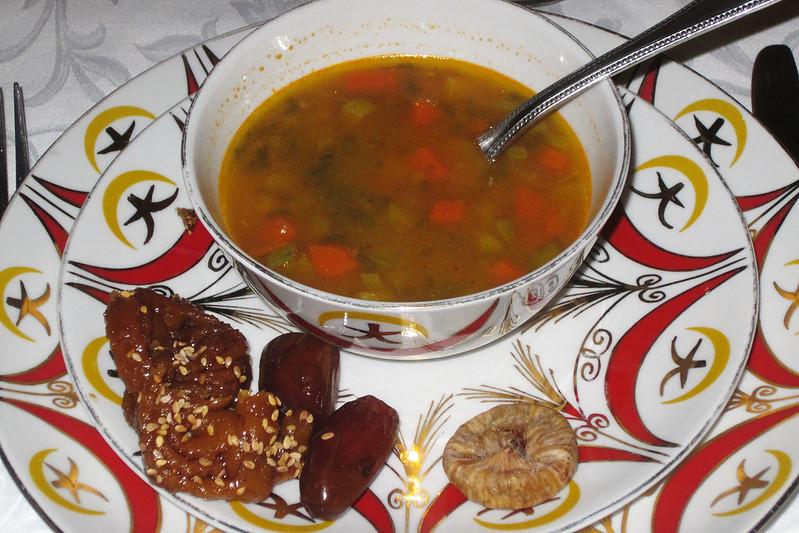 Berber soup