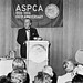 Walt Disney addressing the American Society for the Prevention of Cruelty to Animals (ASPCA), 1966