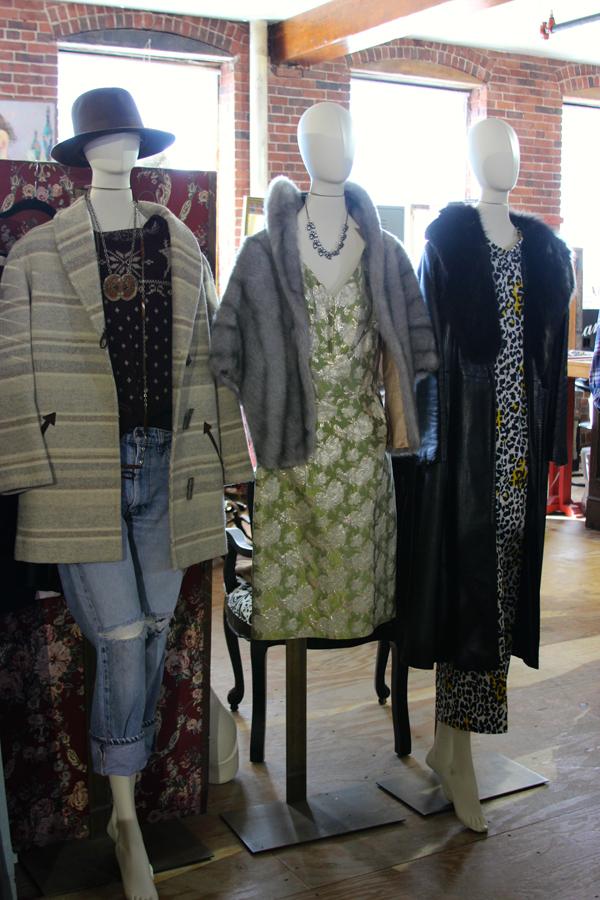 sowa vintage market mannequins