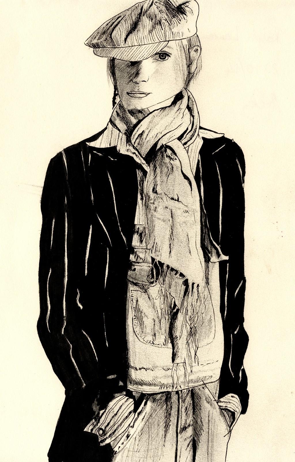Sketchbook - Ralph Lauren
