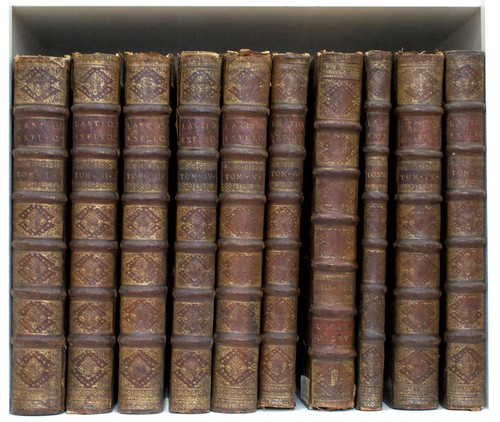 Library of Roman Republican Numismatics and History, Folio Antiquity Explained 15 vols 1392 plates