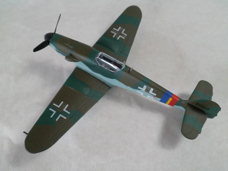 Messerschmitt Bf109 G-10 [Revell 1/72] 15924181881_3aa5071887_b