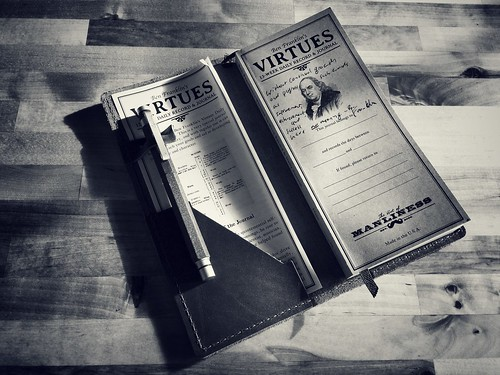 Franklin Virtue Journal