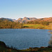 Picture postcard - Loughrigg Tarn in December by Welbeckian 7