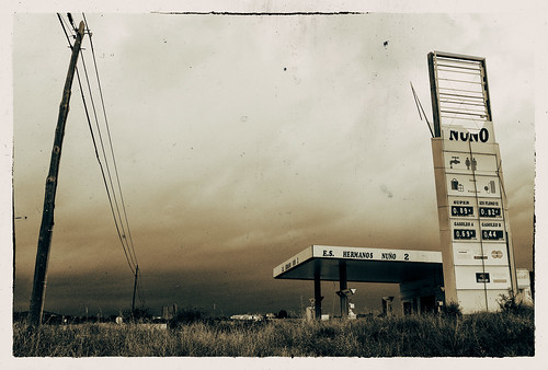 Camino a Desolación