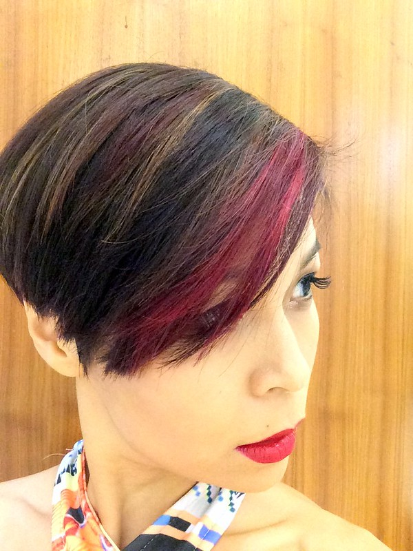 Rebecca Saw - hair makeover - colour, hair cut - Centro Hair Salon-004