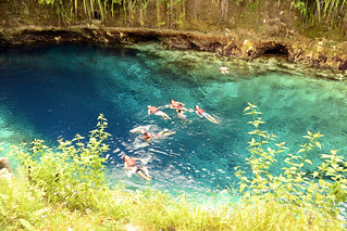 Enchanted River in Surigao