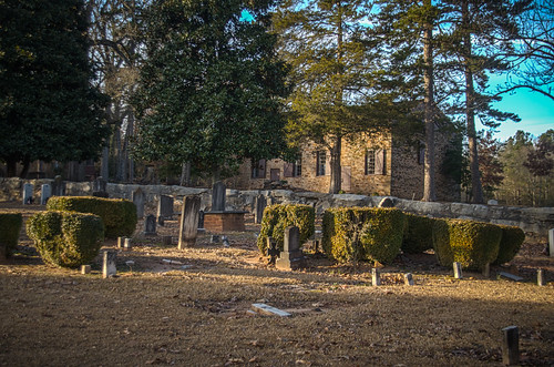 Old Stone Church and Cemetery-001