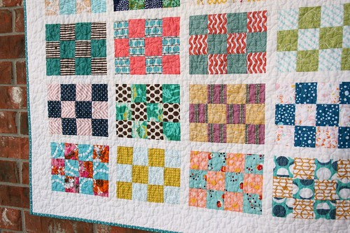 12-Patch quilt