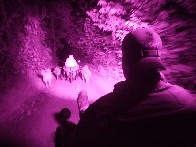 Midnight Mushers Lock 33 C&O September 22, 2014
