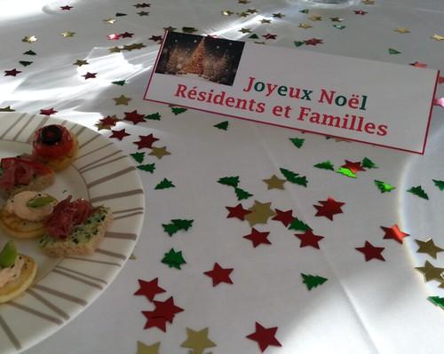 [340/365] Maison de Retraite - Repas de Noël