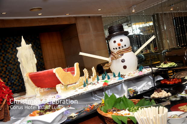 Musical Christmas Corus Hotel 17