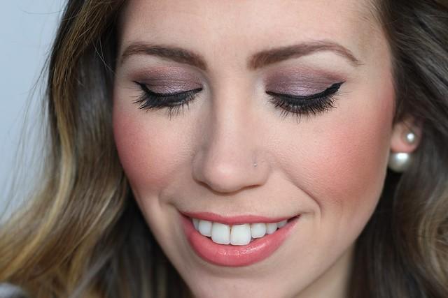 Mauve Eyes | Makeup | #Livingaftermidnite