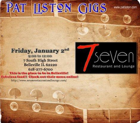 Pat Liston 1-2-15