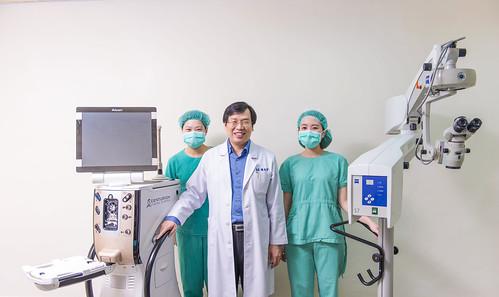高科技白內障手術器材介紹-來高雄陳征宇眼科診所大開眼界 (4)