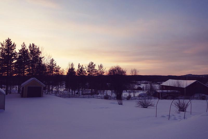 141220 - Jul i Övik