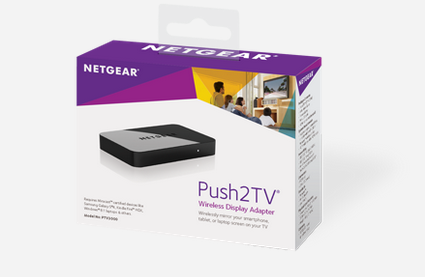 Push2TV box