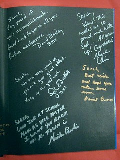 More Sarah's yearbook