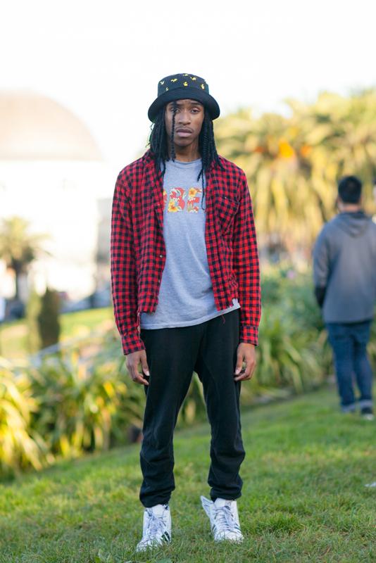 wesley Dolores Park, Quick Shots, San Francisco, street fashion, street style, men