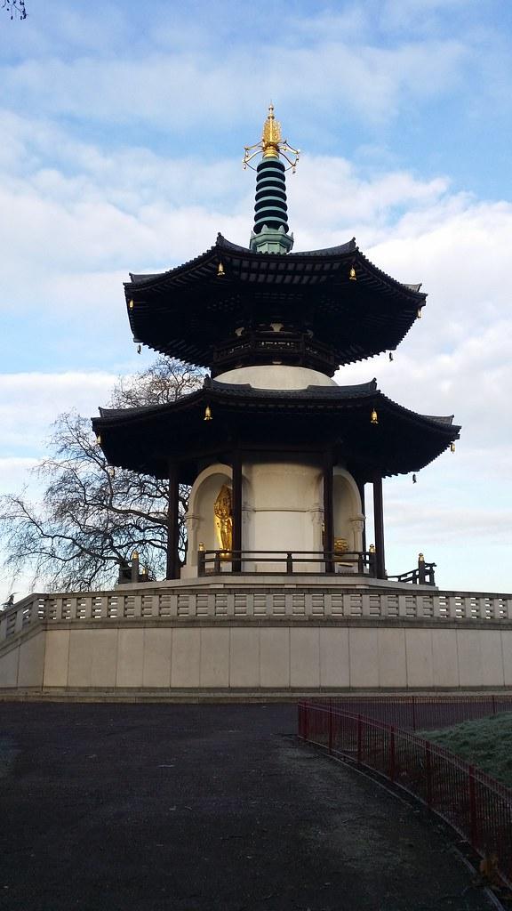 Peace Pagoda #sh