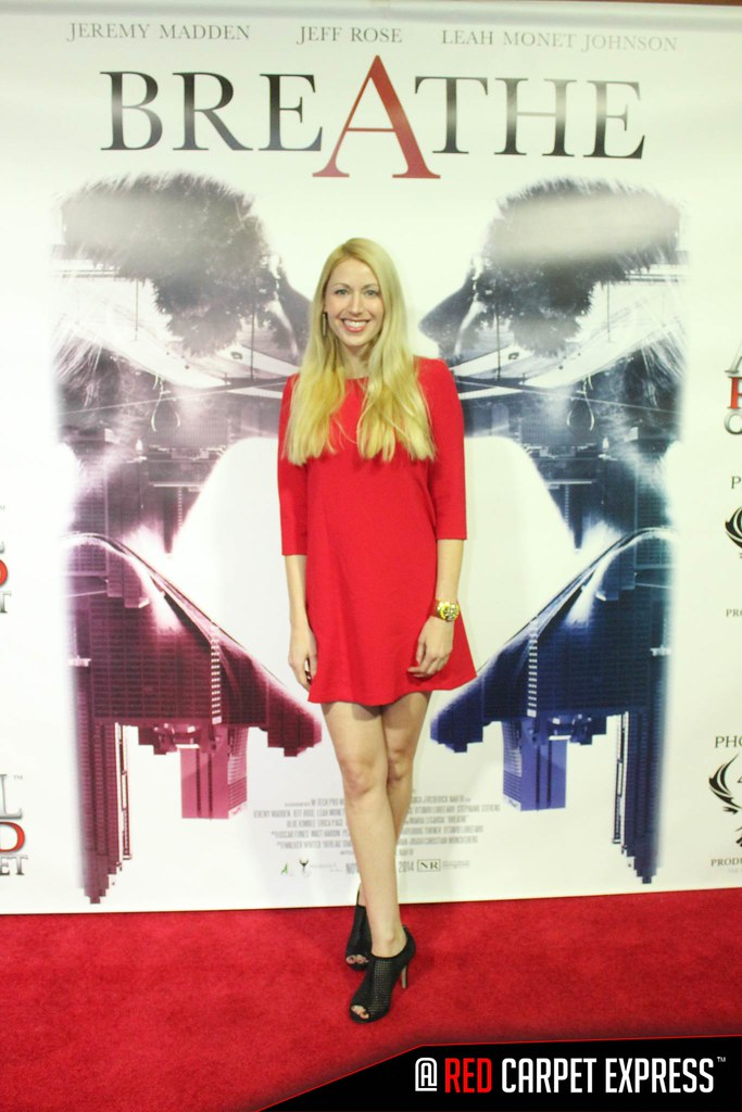 Red dress red carpet xpress
