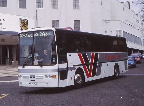 Richards Bros K530 RJX (c) David Bell