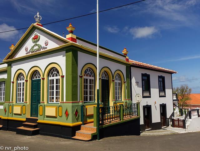 Pequeñas Capillas en carreteras de la Isla Terceira