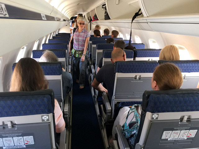 Flight to Skukuza
