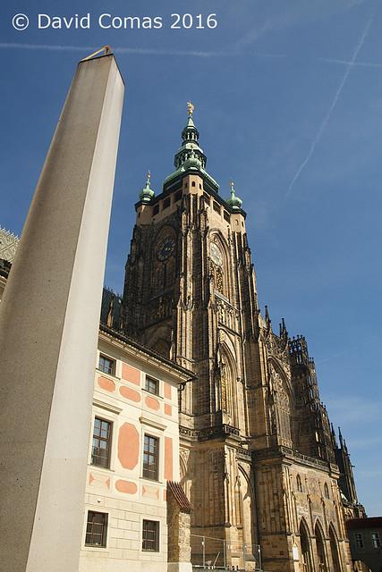 Pražský hrad - Katedrála Svatého Víta