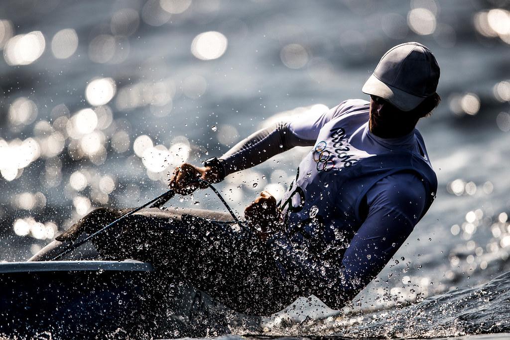 Jean-Baptiste Bernaz Rio 2016_Copyright Sailing Energy - World Sailing