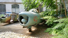 Mig.17PF c/n 58310413 Serial 413 Romanian Air Force