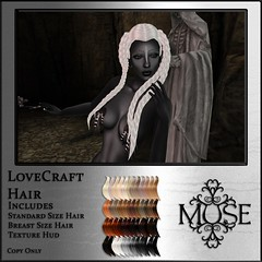 [MUSE] LoveCraft Hair - Naturals