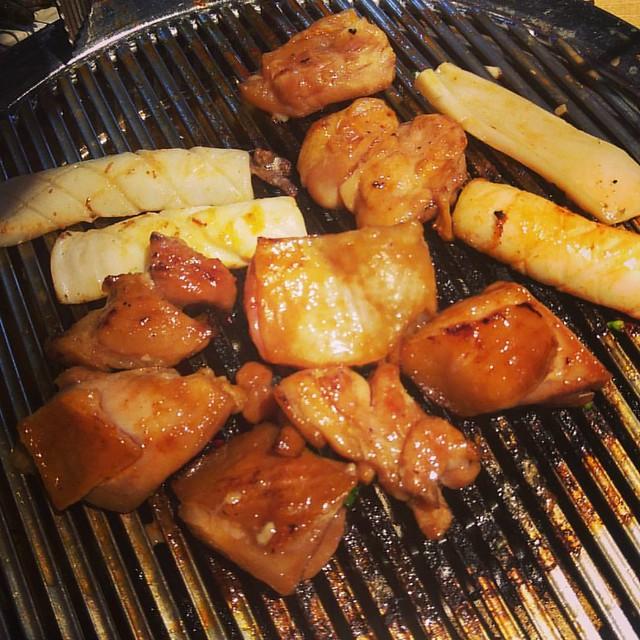 中秋節一定要烤個肉啊!