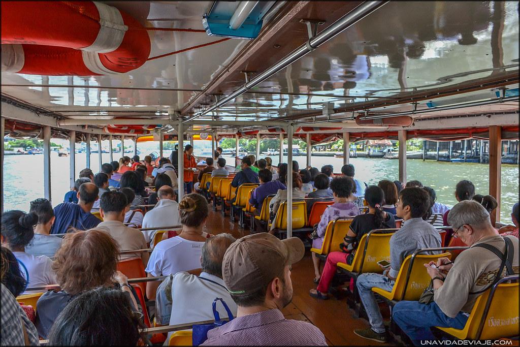 Bangkok embarcadero