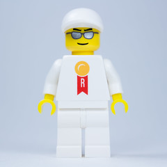 LEGO ReBrick Minifigure