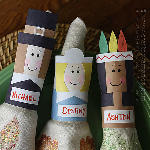 Thanksgiving-Napkin-Holder-Placecards