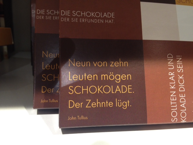 Wichtige Statistik zu Schokolade