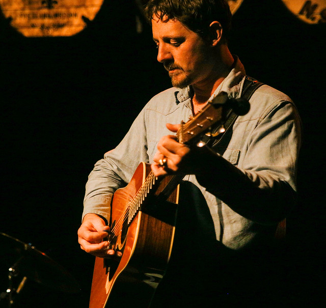 Sturgill Simpson live in Portland OR-41