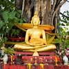 #Buddha statue in #Bangkok, #Thailand