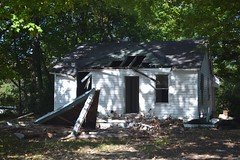 002 Abandoned House in Frayser