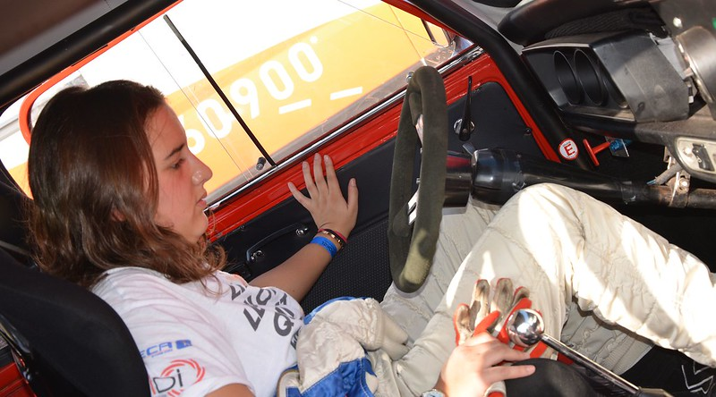 Austin Mini GT Clubman de Marion THOUROUDE - Les Ecuyers 01 Nov 2014 15541702087_f8368b3e7f_c