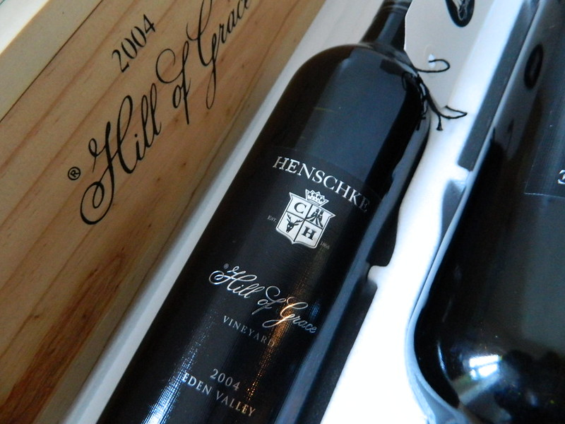 Henschke 'Hill of Grace' Shiraz 2004 (OWC)