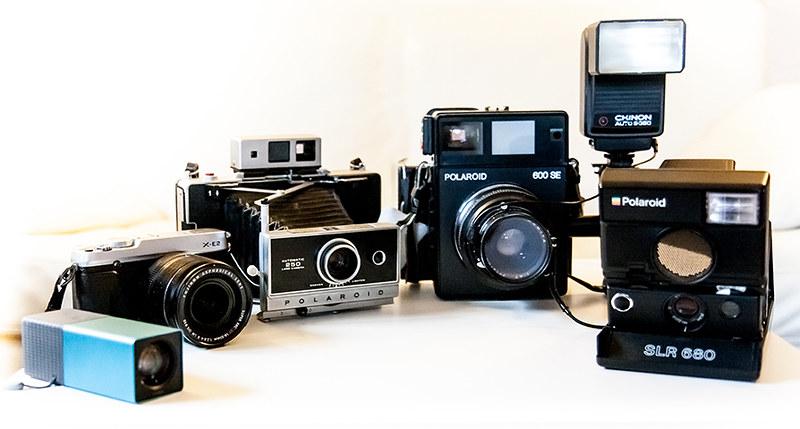 Mes appareils photo