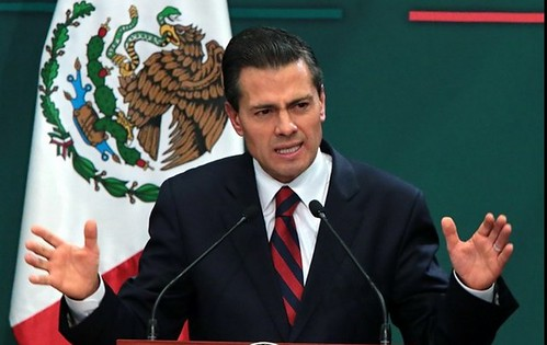 Cancela EPN visita a la Universidad Panamericana