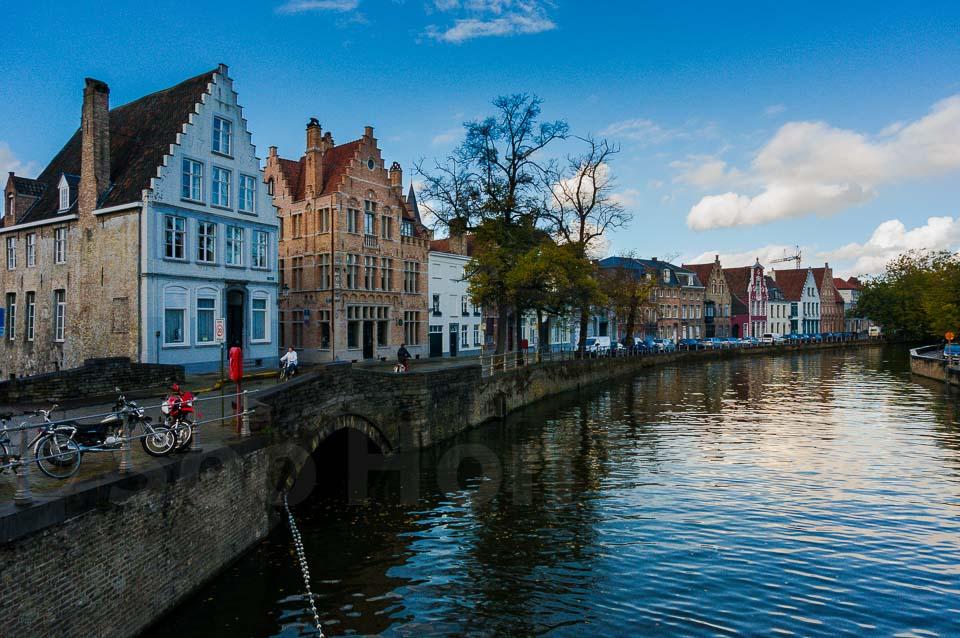Canal @ Bruges, Belgium